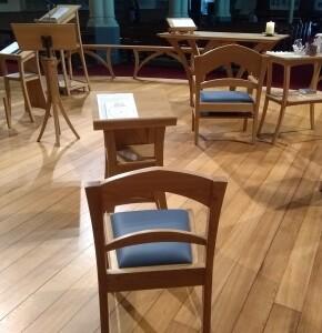 choir seating